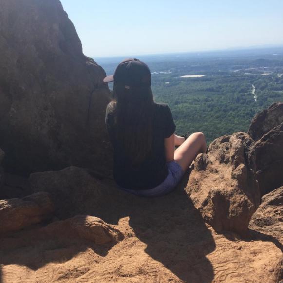 Photo of Alyssa hiking[18]