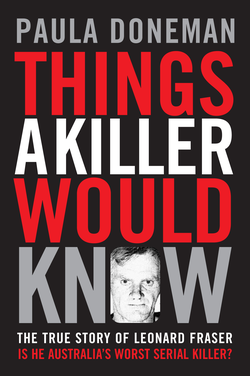 Paula Doneman's book: Things a Killer Would Know