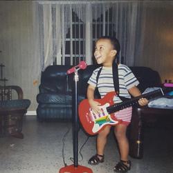 Smokepurpp as young kid