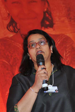 Kaku was one of the'Fortune India's 50 Most Powerful Women in Business' in 2010