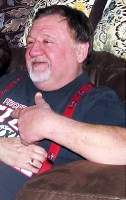 Undated photo of James Hodgkinson smiling
