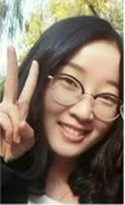 Close up of Yingying Zhang