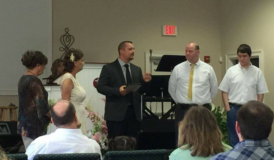 Photo from Lisa and William Trampass Bishop's wedding[1]