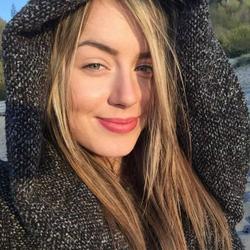 Erin in winter