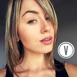 Erin, a vegan
