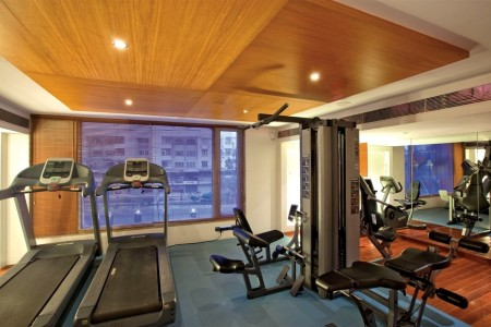 Hotel's Fitness Centre in Ahmedabad