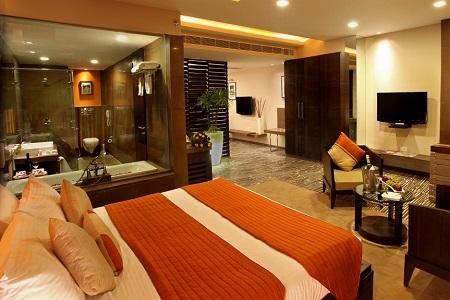Ajmer Hotel's Suite