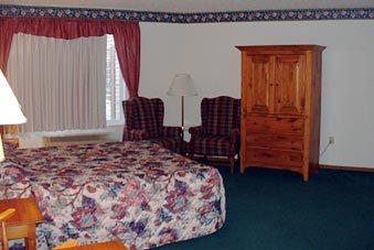 Spacious Hotel Rooms in Alexandria