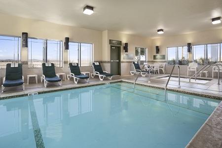 Barstow Hotel Pool