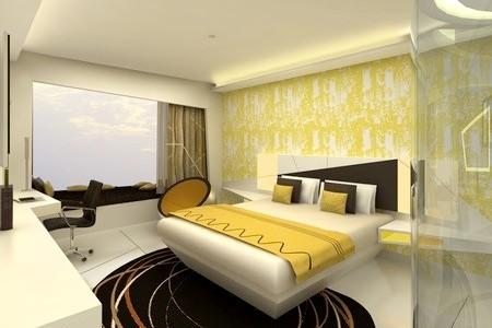 Deluxe Hotel Room in Bengaluru