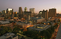 Newark                                , New Jersey's largest city