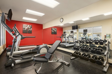 Hotel with Fitness Center near Salt Lake City