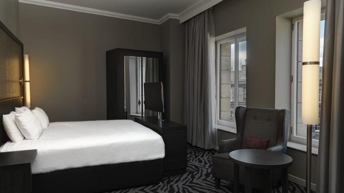 King Accessible Deluxe Room with View