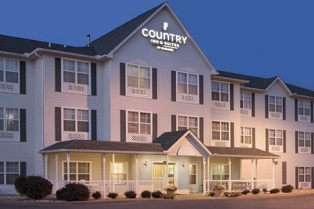 Country Inn & Suites, Moline Airport Hotel