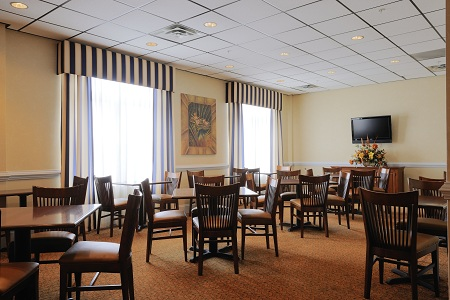 Orangeburg Hotel Amenities