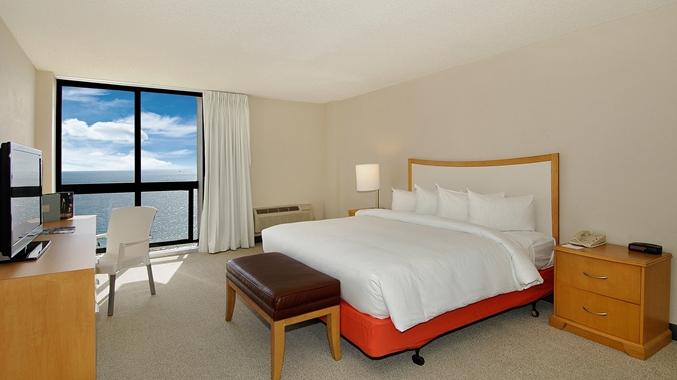 1 Bedroom Suite Ocean View