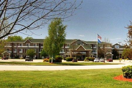 Country Inn & Suites, Prairie du Chien Hotel Exterior
