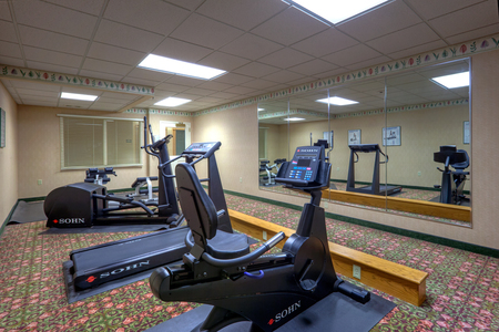 Roanoke Hotel Fitness Center