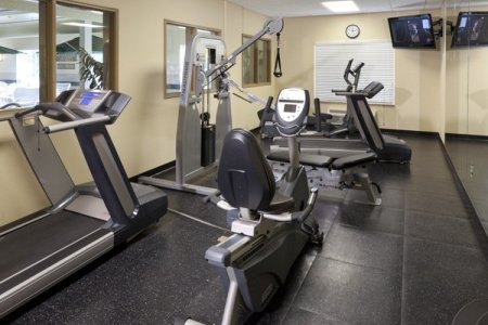 Rocky Mount Hotel Fitness Center