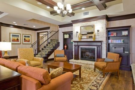 Hotel's Lobby in San Marcos, TX