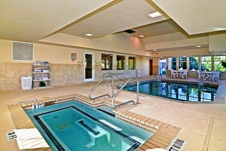 Country Inn & Suites, Stone Mountain Hotel Pool
