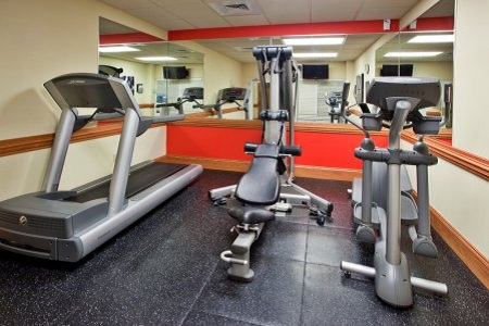 Hotel's Fitness Center in Tifton