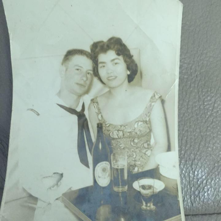 Photo of Sachiko's parents [5]​