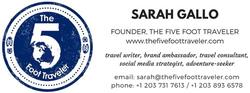 Sarah Gallo Business Card