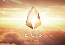 EOS.IO Dawn 1.0 was released on September 14 2017
