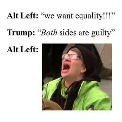 Alt-Left meme