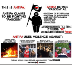 Info about antifa