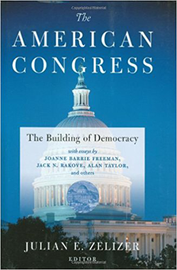 "Cover of Julian Zelizer's book ""The American Congress"""