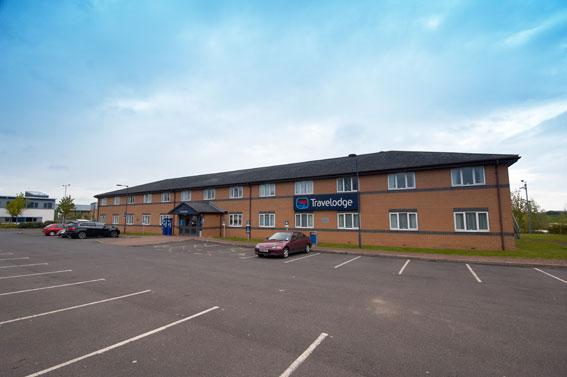 Bradford - Hotel car park