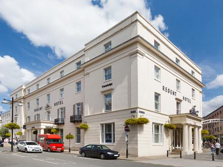 The Regent Hotel Leamington - Hotel exterior