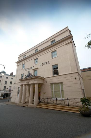The Regent Hotel Leamington Spa - Hotel exterior