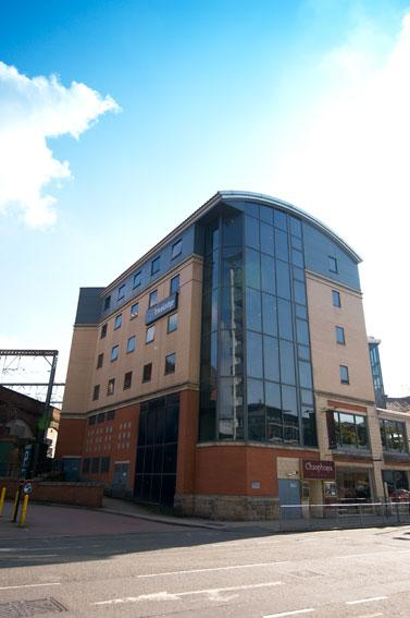 Leeds Central - Hotel exterior
