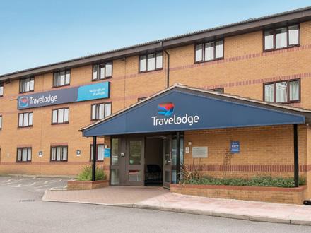 Nottingham Riverside - Hotel exterior