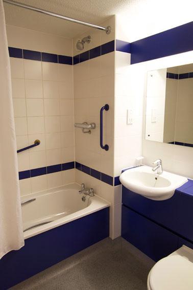 Nottingham Riverside - Family bathroom
