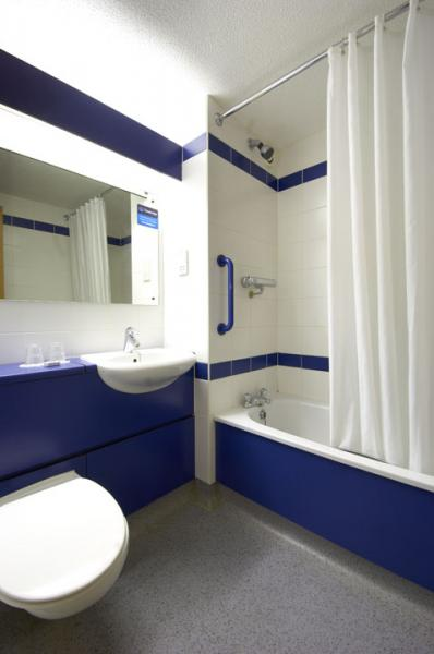 Dublin Phoenix Park - Family bathroom