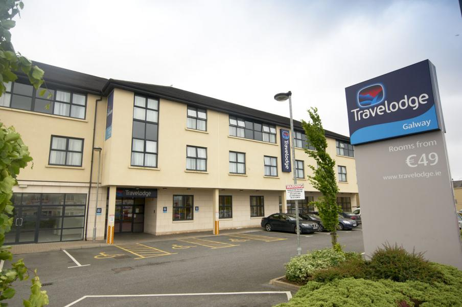 Galway City - Hotel exterior
