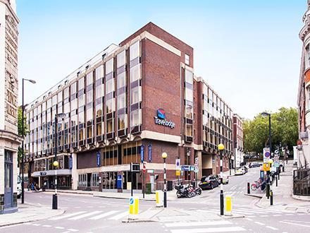 London Kings Cross Royal Scot Hotel - Exterior