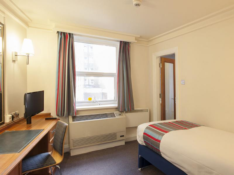 London Kings Cross Central Hotel - Single Room