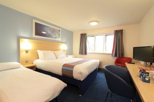 Berwick Upon Tweed Hotel -  Family Room