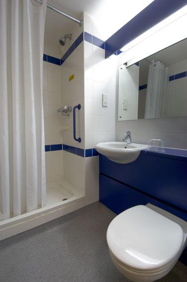 Newcastle Central - Bathroom
