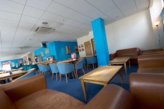 Manchester Ancoats - Bar Cafe