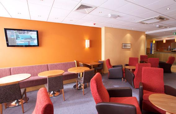 Nottingham Central - Bar Cafe