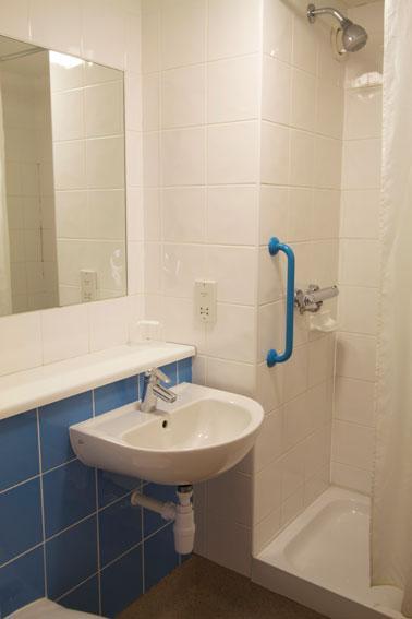 Nottingham Central - Double bathroom