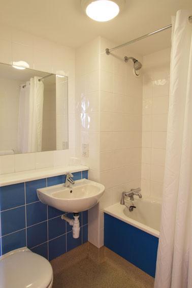 Nottingham Central - Family bathroom