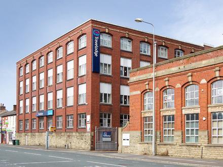 Preston Central - Hotel exterior