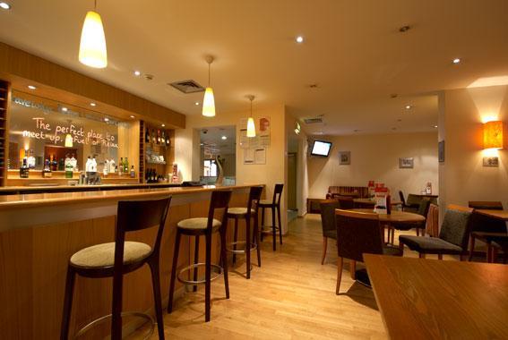 Preston Central - Bar Cafe